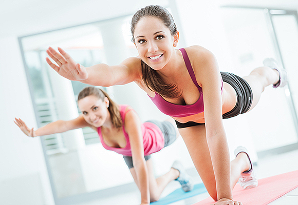 Balance Yoga I
