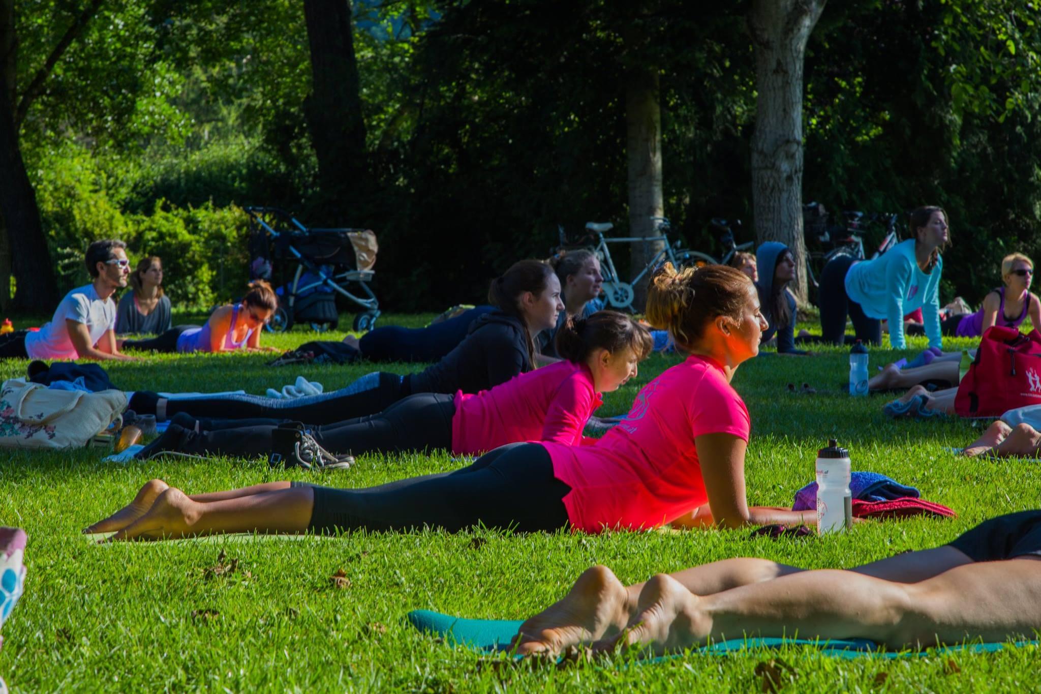 Yoga & Picknick Superactive