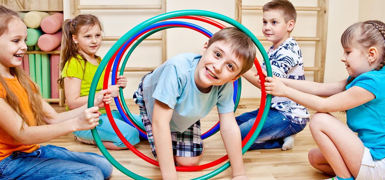 Superkids - Programm für Kinder