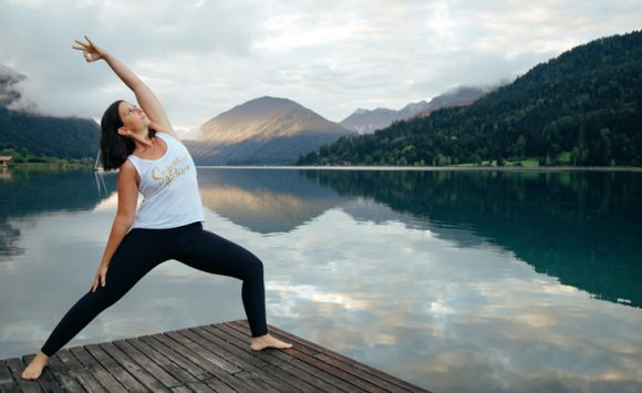 Yoga Bliss Days am Weissensee von 8. bis 11. Oktober 2020