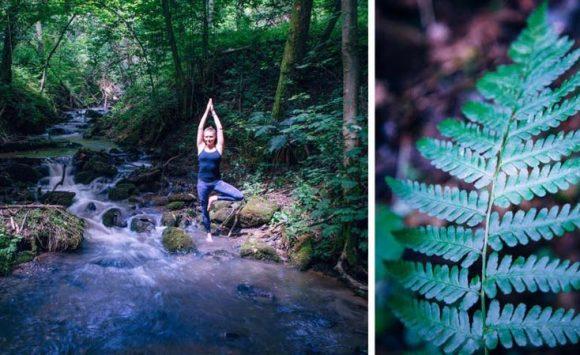 Yoga & Picknick mit Wanderung zum Pirkerkogel am 18. Juli 2021