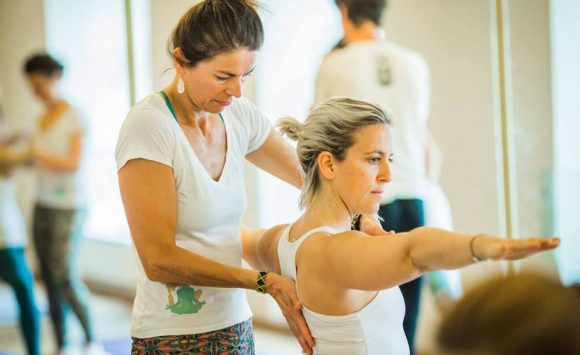 Luna Yoga rund um die Frauengesundheit am 24. November 2018