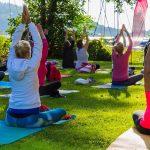 Yoga & Picknick in Krumpendorf am 18. August 2019