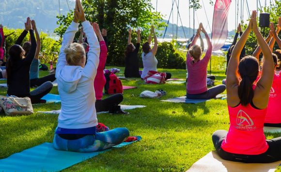 Yoga & Picknick in Krumpendorf am 15. August 2021