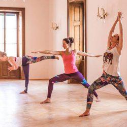 Yoga Weekend Vibes