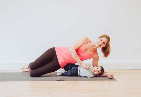 Mama Baby Yoga
