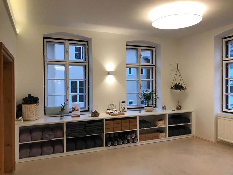 Studio Superactive grosser Raum