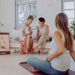 Geburtsvorbereitungskurs der besonderen Art