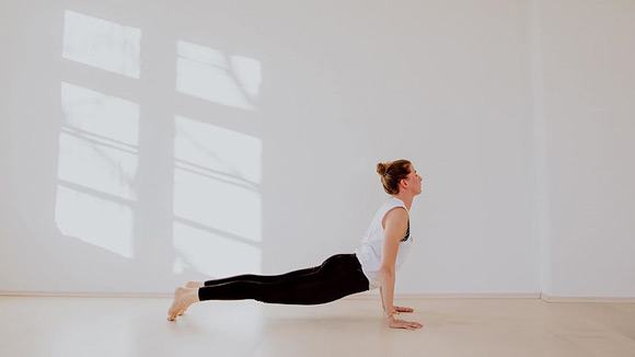 Rocket Yoga mit Valentina Allesch am 11. Oktober 2020