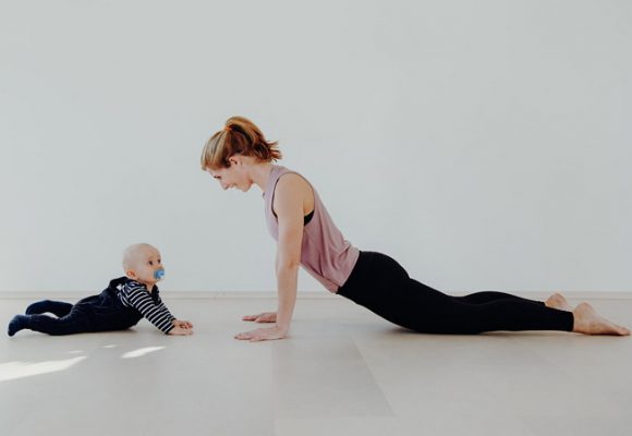 SuperMama – Fit mit Baby