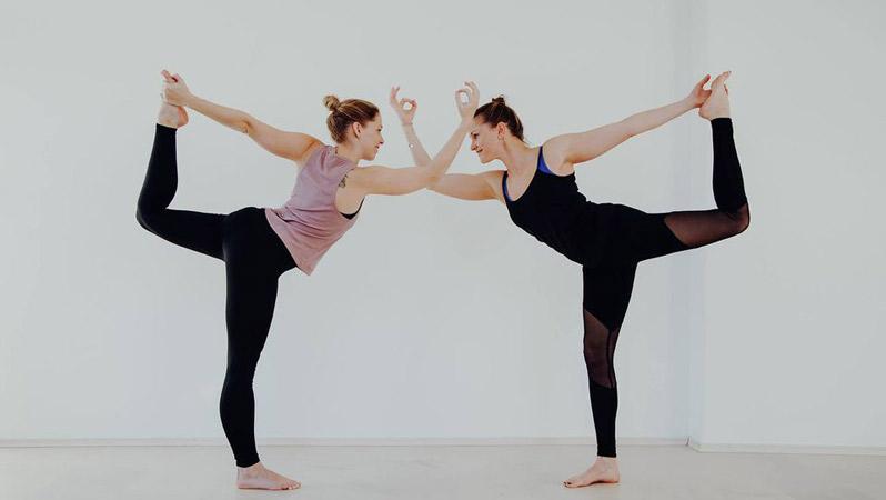 yoga music flow