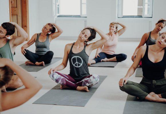Yoga für Krebspatientinnen