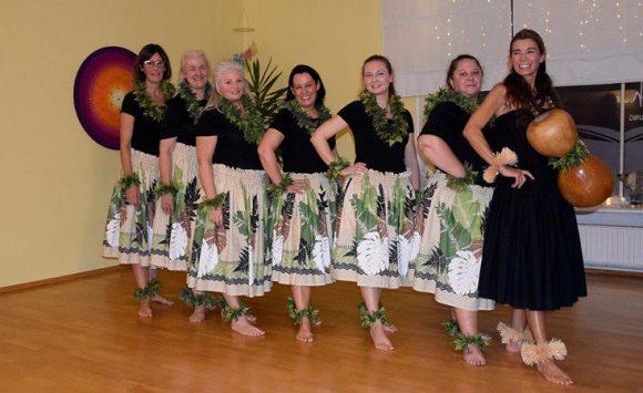 Hula Tanz Workshop mit Jenny Pippan am 16. Oktober 2021