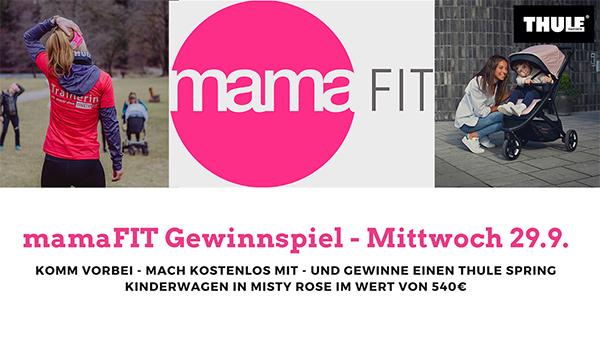 Gewinnspiel mamafit